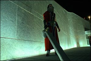 Auron at Animazement 2009 by negativedreamer
