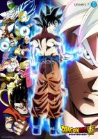 Univers 7 Poster | DBS. by ImedJimmy
