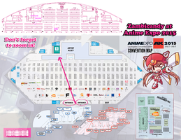 Anime Expo 2015 by zambicandy