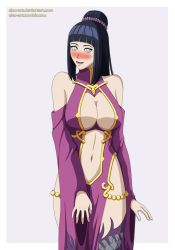 This cosplay is too lewd, Naruto-kun! by elec-ant