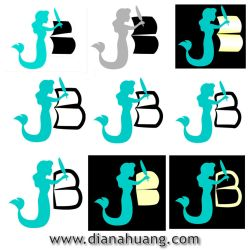 JB Logos Sheet by Diana-Huang