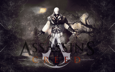 Assassins Creed Wallpaper by Aletheiia90