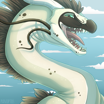 Sky Noodle by Panoptos