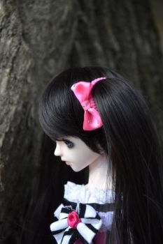 Ciel Phantomhive Girl BJD by Bounty-Cyrus