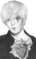 G Dragon Heartbreaker by BlueBerry-is-cute