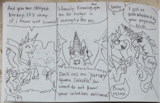 mlp tales of Princess Celestia pg21 by dragon0693