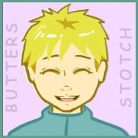 Butters Stotch by DragonSapphire