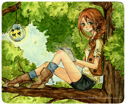 :Forestlike: by Moonlilith91