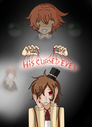 [Gift] His Cursed Eyes Cover by Ko-Rika