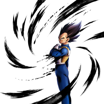 Vegeta 04 by PurpleHato
