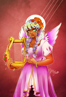 eh its angel i guess by Cyber--Zombie