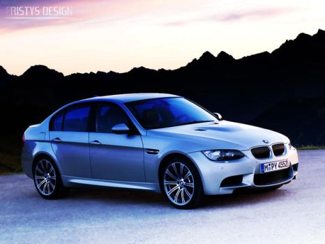 BMW M3 Wallpaper by Fr1stys