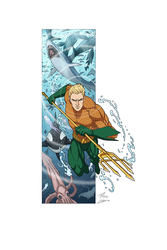 Aquaman commission by phil-cho
