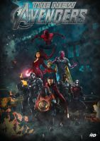 The New Avengers by hemison