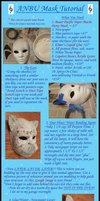 ANBU Mask Tutorial by AgentShoemaker