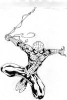 Spider-man Jam Inks by ParisAlleyne