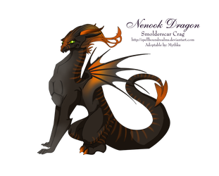 Custom -Nenook Dragon- by Mythka