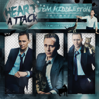 Pack Png 245 // Tom Hiddleston by BEAPANDA
