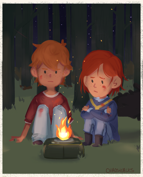 Campfire Box by chaoswalks