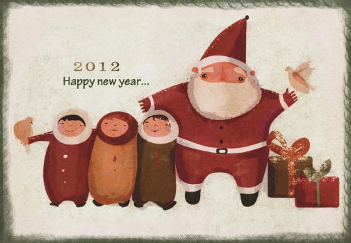 Happy New Year 2012 by shucupa