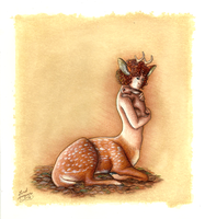 Ginger Fallow by Lord-Aragoon