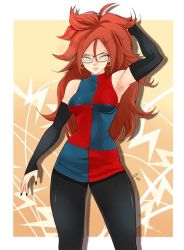 android 21 by BlueDemon4