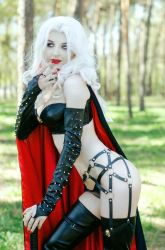 Lady Death by CurlyJul