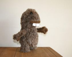 BigFoot Monster Plush by Saint-Angel