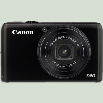 Canon S90 Icon by Markus-Weldon