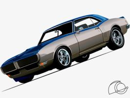 2tone Firebird by 7caco