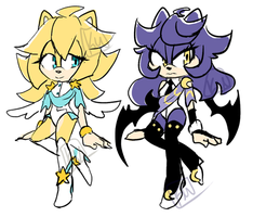 Star Guardian Adopts (Closed) by kuupan