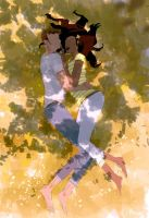 shhh.. don t say anything. by PascalCampion