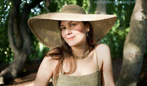 Summer solstice Hat by eyefeather-stock