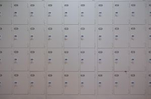 Japanese Art school coin lockers by stephane-bdc