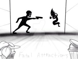 Fatal Attractions Chps. 2 (Sparks of War and Love) by StantheSpider