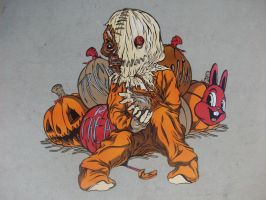 Trick R Treat by venomalienz