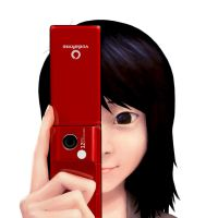 camera phone by Pakeet