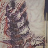Giratina by heleniscool