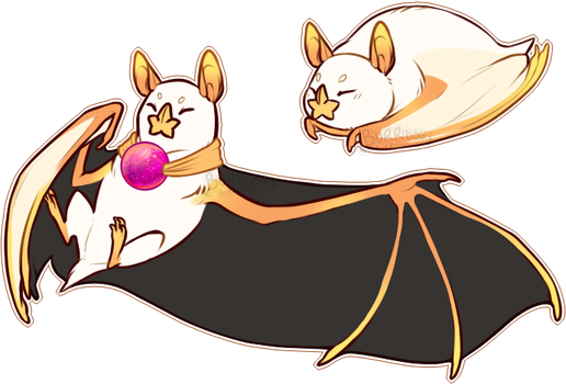 Tentbat Albat by pidgepudge