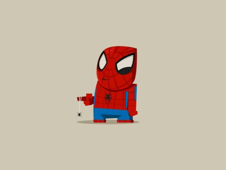 Spider Man by pan10