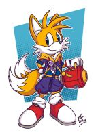 Tails by TricksyPixel