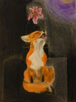 My Mother's Keeper-ACEO by Actlikenaturedoes