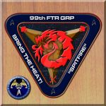 99th Starfighter Group.. New Design 2375 by StalinDC