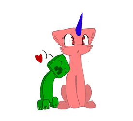 Creepers gonna snuggle [Base] by SinfulBean