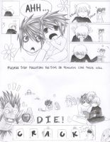 March of the Death Note 8-End by valdorien