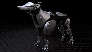 Scout dog cycles 4 by betasector