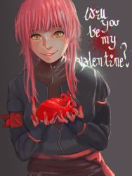 Be my valentine? by suzuia