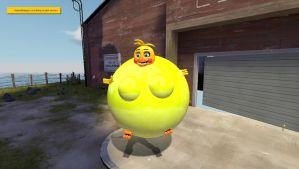 toy chica helium inflation 2 by maskmaster64