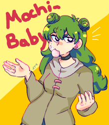 Mochi Baby by Artist-squared
