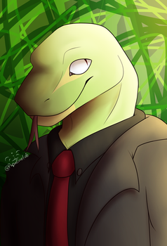LIZARD DADDY by PapaErrol